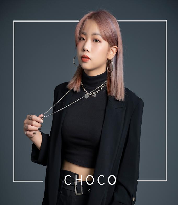 鏡花園-Choco